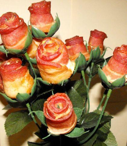 bacon-roses