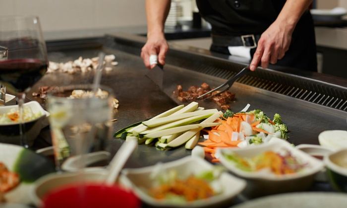 Hibachi The Keto Cooks