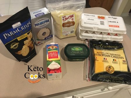 Keto Shopping at Sam's Club