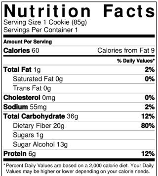 vanillaglazed_nutritionals_500